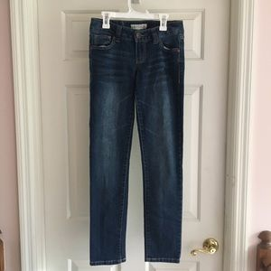 Paris Blues Dark Wash Jeans Size 5